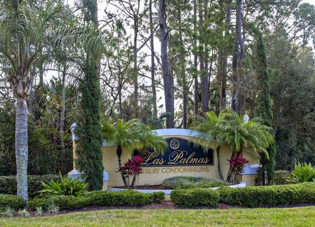 4010 Grande Vista Blvd 25-106, St Augustine, FL 32084 (MLS #1077077) :: Homes By Sam & Tanya