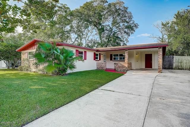 477 Tara Ln, Orange Park, FL 32073 (MLS #1077105) :: Ponte Vedra Club Realty
