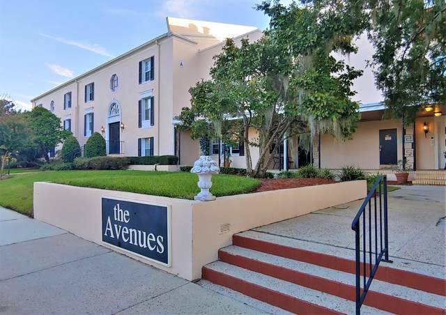 2909 St Johns Ave 10A, Jacksonville, FL 32205 (MLS #1077138) :: Oceanic Properties