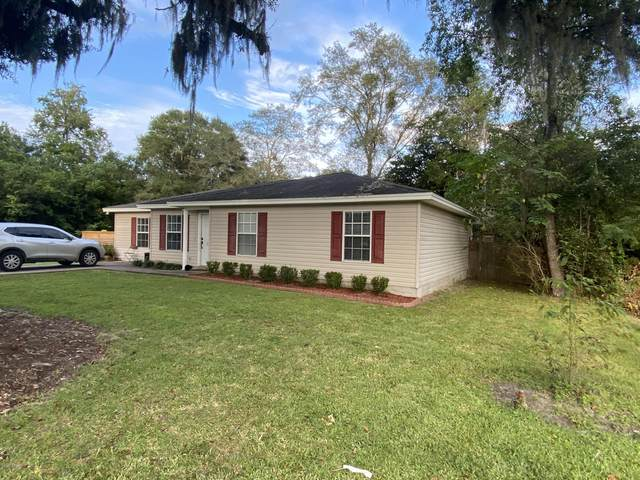 9915 Jefferson Ave S, Glen St. Mary, FL 32040 (MLS #1077142) :: The Every Corner Team