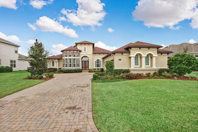 819 E Dorchester Dr, St Johns, FL 32259 (MLS #1077148) :: Ponte Vedra Club Realty