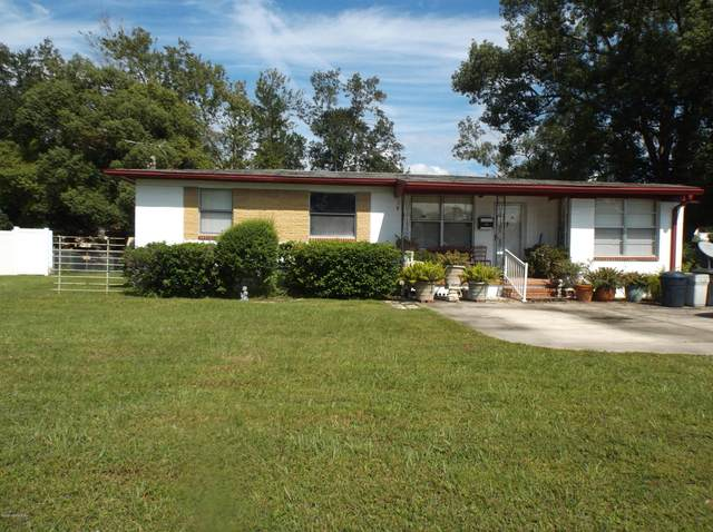 6203 Claret Dr, Jacksonville, FL 32210 (MLS #1077151) :: EXIT Real Estate Gallery