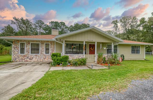 7633 Us Highway 301, Bryceville, FL 32009 (MLS #1077157) :: Homes By Sam & Tanya