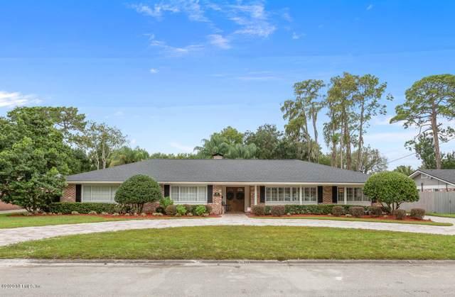 2301 Cheryl Dr, Jacksonville, FL 32217 (MLS #1077171) :: Oceanic Properties
