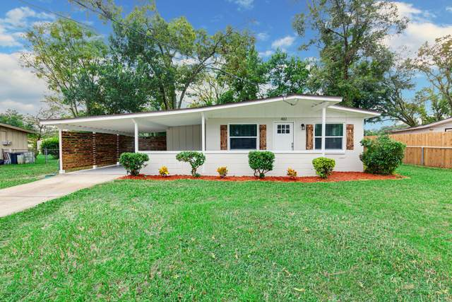 461 Gano Ct, Orange Park, FL 32073 (MLS #1077202) :: Engel & Völkers Jacksonville