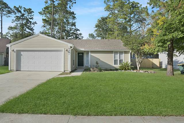 6841 Coralberry Ln S, Jacksonville, FL 32244 (MLS #1077217) :: EXIT Real Estate Gallery
