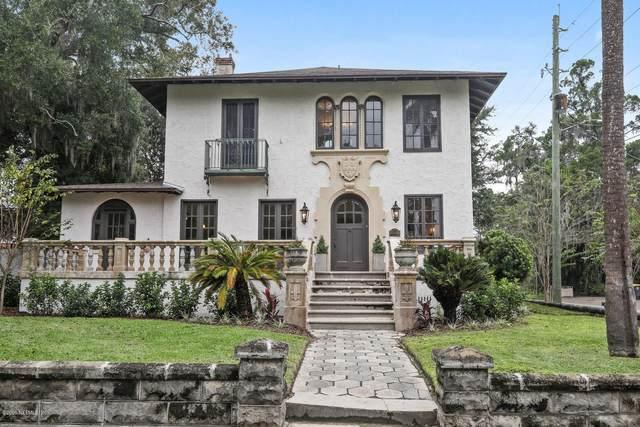 2825 St Johns Ave, Jacksonville, FL 32205 (MLS #1077221) :: Homes By Sam & Tanya