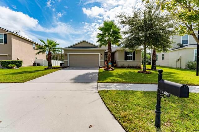 4468 Oak Moss Loop, Middleburg, FL 32068 (MLS #1077260) :: Oceanic Properties
