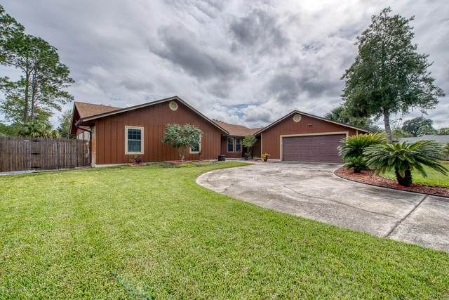 813 Maplewood Ln, Orange Park, FL 32065 (MLS #1077368) :: Menton & Ballou Group Engel & Völkers