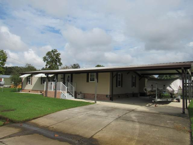63 Carefree Dr, Welaka, FL 32193 (MLS #1077378) :: The DJ & Lindsey Team
