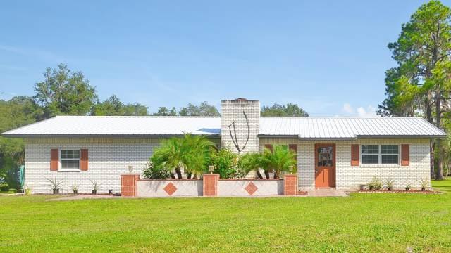 1534 Co Rd 309, Georgetown, FL 32139 (MLS #1077425) :: Homes By Sam & Tanya