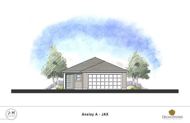 596 Meadow Ridge Drive Dr, St Augustine, FL 32092 (MLS #1077504) :: Military Realty