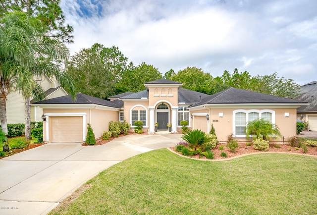 1376 Eagle Crossing Dr, Orange Park, FL 32065 (MLS #1077632) :: The Volen Group, Keller Williams Luxury International