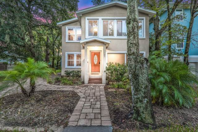 127 De Haven St, St Augustine, FL 32084 (MLS #1077658) :: The Volen Group, Keller Williams Luxury International