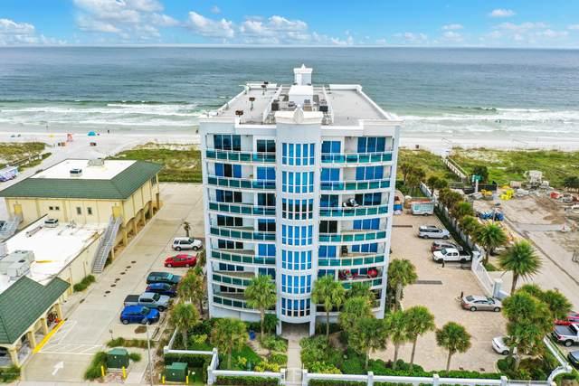 807 1ST St N #801, Jacksonville Beach, FL 32250 (MLS #1077678) :: The DJ & Lindsey Team