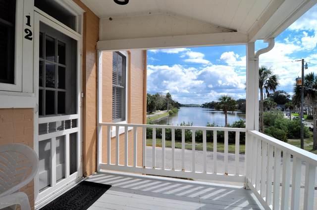 172 Cordova St #12, St Augustine, FL 32084 (MLS #1077699) :: The DJ & Lindsey Team