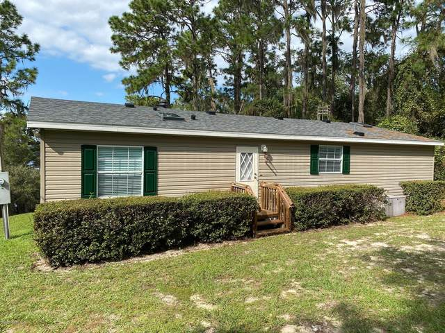 240 Cue Lake Rd, Hawthorne, FL 32640 (MLS #1077707) :: EXIT Real Estate Gallery