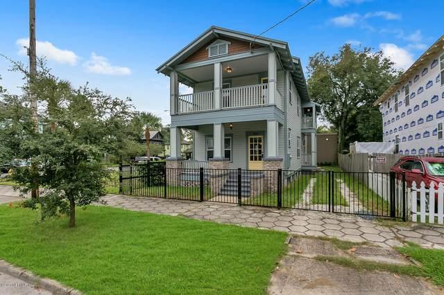 352 E 4TH St, Jacksonville, FL 32206 (MLS #1077728) :: Homes By Sam & Tanya
