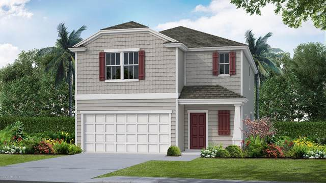 2177 Willow Springs Dr, GREEN COVE SPRINGS, FL 32043 (MLS #1077730) :: The Perfect Place Team