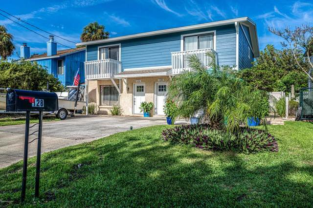 128 Pine St, Atlantic Beach, FL 32233 (MLS #1077794) :: The DJ & Lindsey Team