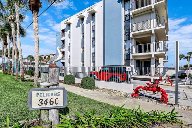 3460 S Fletcher Ave #105, Fernandina Beach, FL 32034 (MLS #1077815) :: Bridge City Real Estate Co.