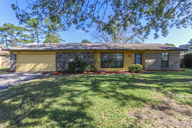 2462 Ridgecrest Ave, Orange Park, FL 32065 (MLS #1077826) :: Menton & Ballou Group Engel & Völkers