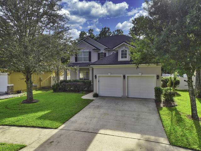 3588 Old Village Dr, Orange Park, FL 32065 (MLS #1077863) :: EXIT Real Estate Gallery