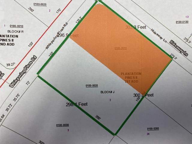 164 Whispering Pines Rd, Georgetown, FL 32139 (MLS #1077907) :: 97Park