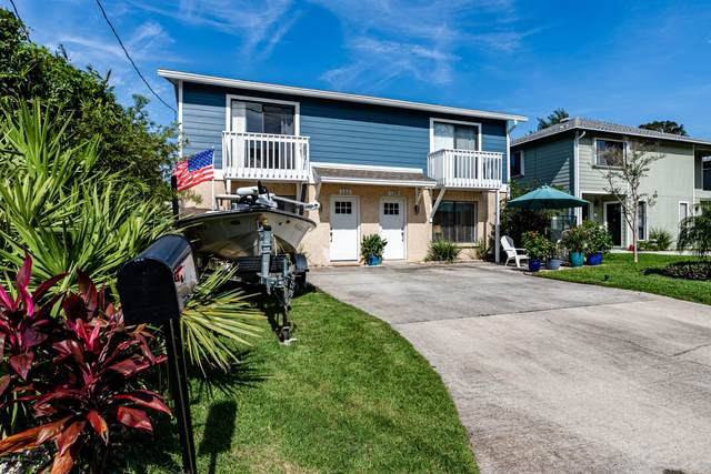 122 Pine St, Atlantic Beach, FL 32233 (MLS #1077935) :: The DJ & Lindsey Team