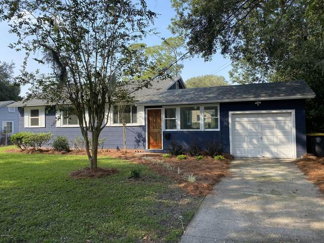 2716 Glen Mawr Rd, Jacksonville, FL 32207 (MLS #1077993) :: The Volen Group, Keller Williams Luxury International