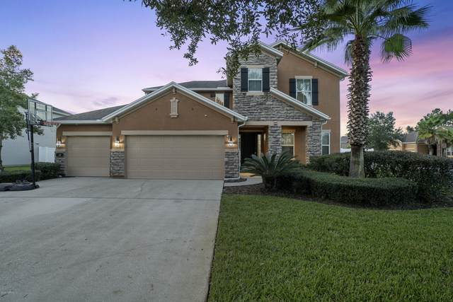 20 Breezy Point, St Augustine, FL 32092 (MLS #1078010) :: EXIT Real Estate Gallery