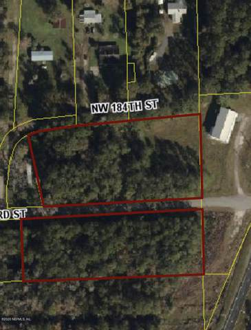 0 NW 183RD St, Starke, FL 32091 (MLS #1078190) :: The Every Corner Team