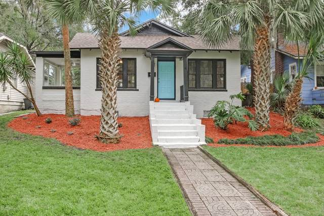 3612 Valencia Rd, Jacksonville, FL 32205 (MLS #1078275) :: The Hanley Home Team