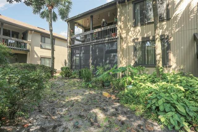 7715 Las Palmas Way #164, Jacksonville, FL 32256 (MLS #1078276) :: The Newcomer Group