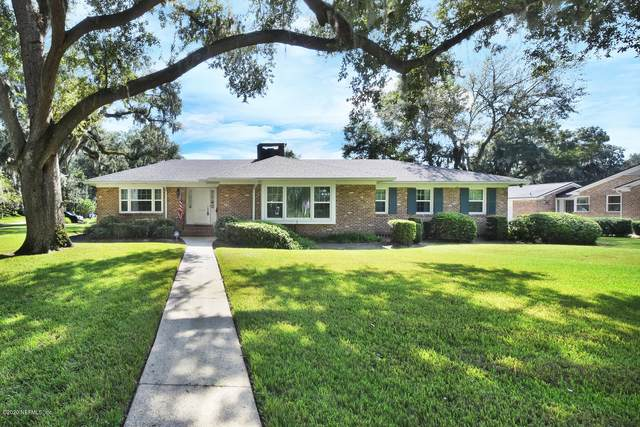 4920 River Point Rd, Jacksonville, FL 32207 (MLS #1078284) :: The Volen Group, Keller Williams Luxury International