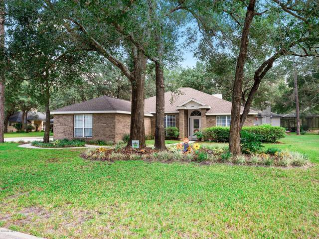 344 Chicasaw Ct, St Johns, FL 32259 (MLS #1078315) :: Ponte Vedra Club Realty