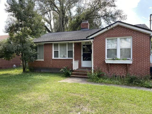 414 Tallulah Ave, Jacksonville, FL 32208 (MLS #1078379) :: The Impact Group with Momentum Realty