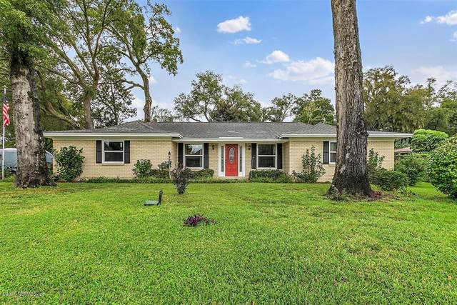 4 Jonathan Ct, Orange Park, FL 32073 (MLS #1078423) :: Oceanic Properties