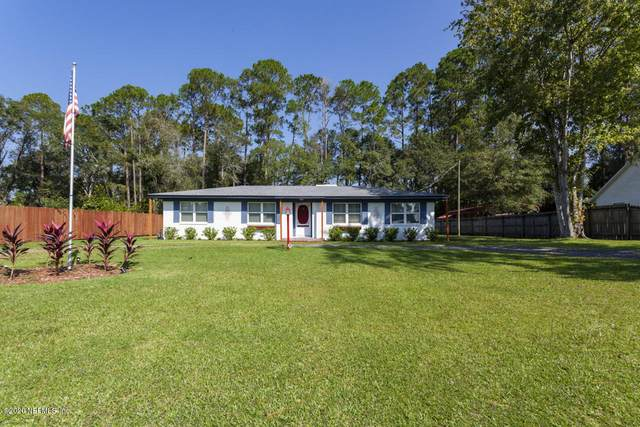 1605 NE 153RD St, Starke, FL 32091 (MLS #1078424) :: The Every Corner Team