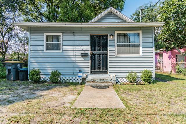 1222 Fairfax St, Jacksonville, FL 32209 (MLS #1078463) :: The Randy Martin Team | Watson Realty Corp