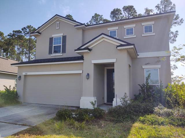 1102 Wetland Ridge Cir, Middleburg, FL 32068 (MLS #1078527) :: The Volen Group, Keller Williams Luxury International