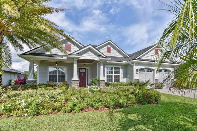 199 Pescado Dr, St Augustine, FL 32095 (MLS #1078537) :: EXIT Real Estate Gallery