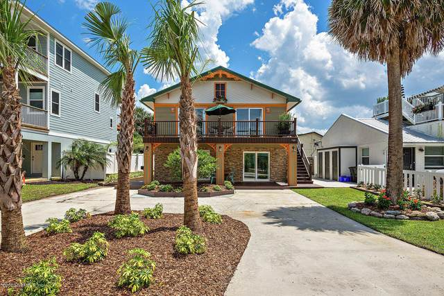 9 3RD St, St Augustine, FL 32080 (MLS #1078562) :: The Every Corner Team