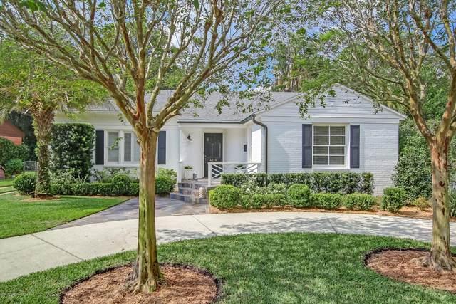 4210 Pinewood Ave, Jacksonville, FL 32207 (MLS #1078613) :: The Volen Group, Keller Williams Luxury International