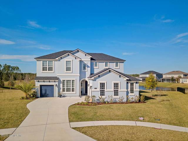 384 Silver Sage Ln, St Augustine, FL 32095 (MLS #1078622) :: The Hanley Home Team