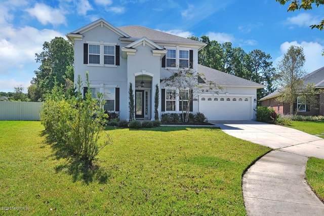 14050 Alrose Ct, Jacksonville, FL 32224 (MLS #1078685) :: The DJ & Lindsey Team
