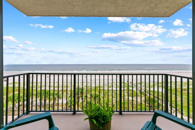 601 1ST St S 5G, Jacksonville Beach, FL 32250 (MLS #1078690) :: Bridge City Real Estate Co.