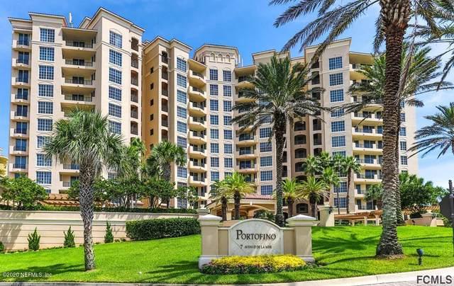 7 Avenue De La Mer #306, Palm Coast, FL 32137 (MLS #1078693) :: The Every Corner Team