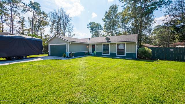 11340 Rustic Green Ct, Jacksonville, FL 32257 (MLS #1078700) :: The Newcomer Group
