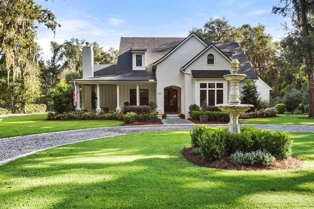 1217 Wedgewood Rd, Fruit Cove, FL 32259 (MLS #1078766) :: Oceanic Properties